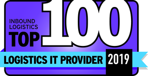 Top 100 logistics provider logo